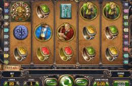 Kép a Secret Code ingyenes online nyerőgépes játékról