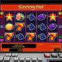 Kép a Sizzling Hot ingyenes online nyerőgépről