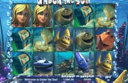 Kép az Under the Sea ingyenes online nyerőgépről