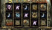 Kép a Steam Punk Heroes nyerőgépes casino játékról