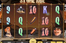 A Stone Age nyerőgépes játék képe