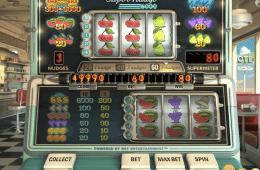 Kép a Super Nudge 6000 ingyenes online nyerőgépes játékról