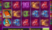 A The Alchemist nyerőgépes casino játék képe