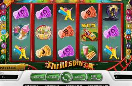 A Thrill Spin ingyenes online nyerőgépes casino játék képe