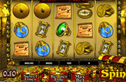 Kép a Treasure Room ingyenes online nyerőgépről
