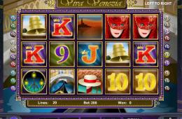 Kép a Viva Venezia ingyenes online nyerőgépről