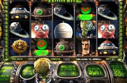 Kép az Arrival ingyenes online nyerőgépes kaszinó játékról