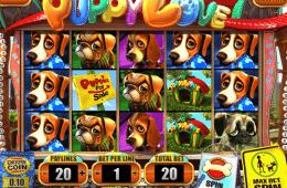 A Puppy Love ingyenes online nyerőgépes játék képe