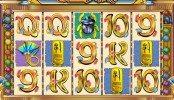 A Cleopatra online ingyenes nyerőgépes casino játék képe