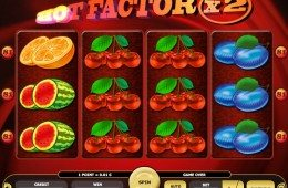 Kép a Hot Factor ingyenes online nyerőgépről