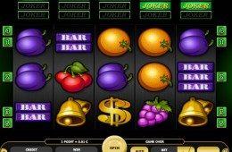 A Joker Dream ingyenes online nyerőgépes casino játék képe