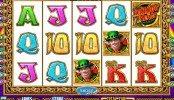 A Rainbow Riches ingyenes online nyerőgépes casino játék képe