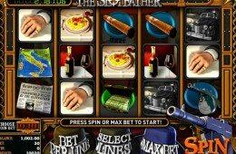Kép a The SlotFather ingyenes online nyerőgépes játékról