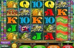 A Cashapillar ingyenes online nyerőgépes casino játék képe