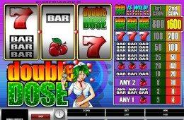 Játsszon ingyen a Double Dose nyerőgéppel
