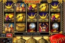 Genie´s Fortune online nyerőgép szórakozáshoz