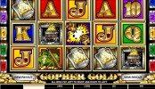 Játsszon az ingyenes Gopher Gold online nyerőgéppel