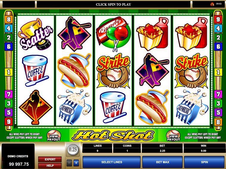 online casino játékok ingyen