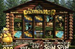 The Exterminator ingyenes online casino játék