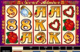 Secret Admirer ingyenes online kaszinó játék