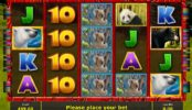 Online casino nyerőgép Bear Tracks