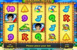 Ingyenes online nyerőgép - Costa del Cash