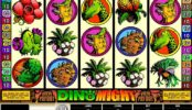 Casino nyerőgépes játék Dino Might