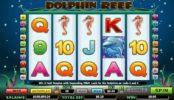 Nyerőgép Dolphin Reef online ingyenes