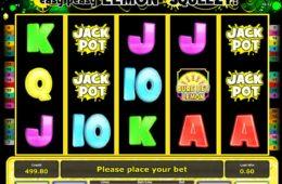 Easy Peasy Lemon Squeezy online casino nyerőgépes játék szórakozáshoz