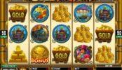 Játsszon az ingyenes online Gold Factory nyerőgépes játékkal
