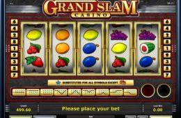 Online ingyenes nyerőgépes játék Grandslam