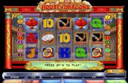 Ingyenes online nyerőgépes játék House of Dragons