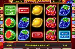 Ingyenes casino nyerőgép Jolly Fruits