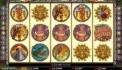 Mayan Princess online ingyenes nyerőgépes játék