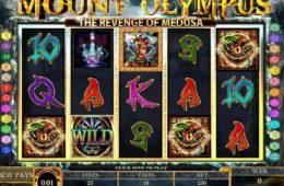 Mount Olympus online ingyenes nyerőgép
