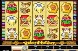 Pollen Nation online ingyenes nyerőgépes játék