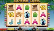 Ramesses Riches online ingyenes nyerőgépes játék