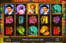 Casino ingyenes online nyerőgép Royal Dynasty regisztráció nélkül