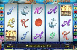 Online ingyenes nyerőgépes játék Sea Sirens