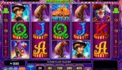 Ingyenes online nyerőgép Circus Brilliant