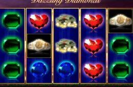 Online casino nyerőgép Dazzling Diamonds pénz befizetés nélkül