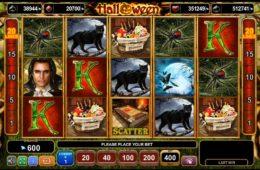 Ingyenes casino nyerőgép Halloween