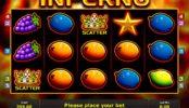 Ingyenes nyerőgépes játék Inferno online