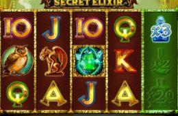 Online casino nyerőgép Secret Elixir pénz befizetés nélkül
