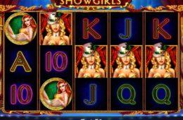 Showgirls Ingyenes nyerőgép szórakozáshoz