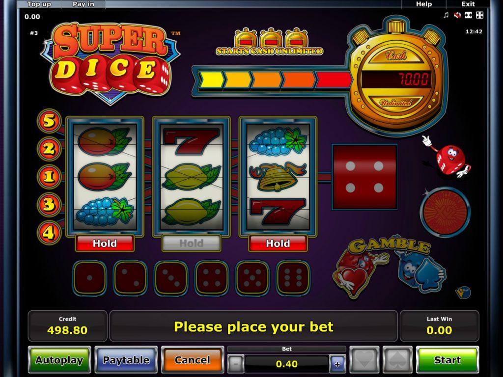 Online Casino Játékok