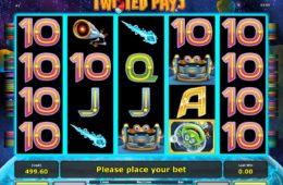 Casino ingyenes nyerőgép Twisted Pays
