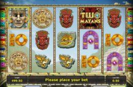Casino nyerőgépes játék Two Mayans pénzbefizetés nélkül