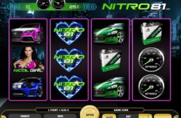 Online casino ingyenes Nitro 81 nyerőgép