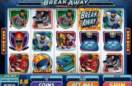 Ingyenes online nyerőgép Break Away
